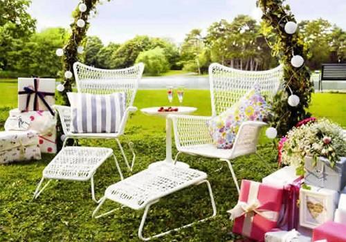 IKEAAA Bahçemizin Herşeyi!