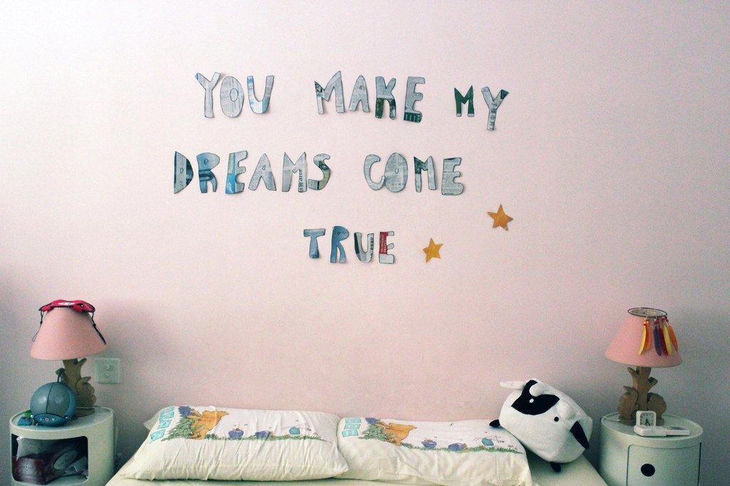 Sahi… Hayaller gerçek olur, değil mi?
