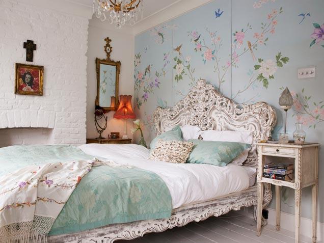 Yatak odaları için fikirler
