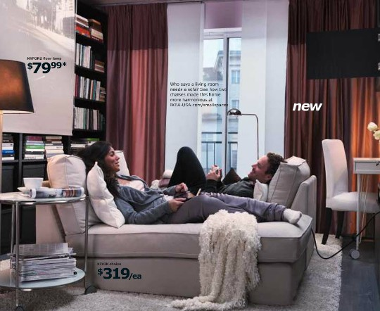 Tasar m ve yeni fikirler burada - Ikea small living space ideas ...