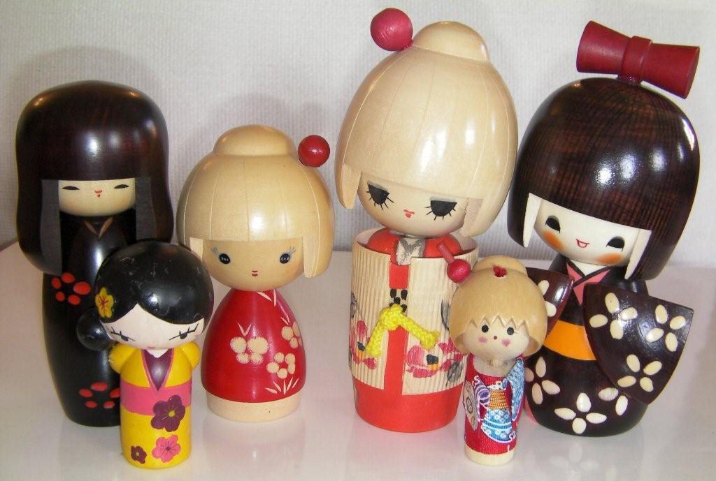 Japon bebekleri-Anaçsan