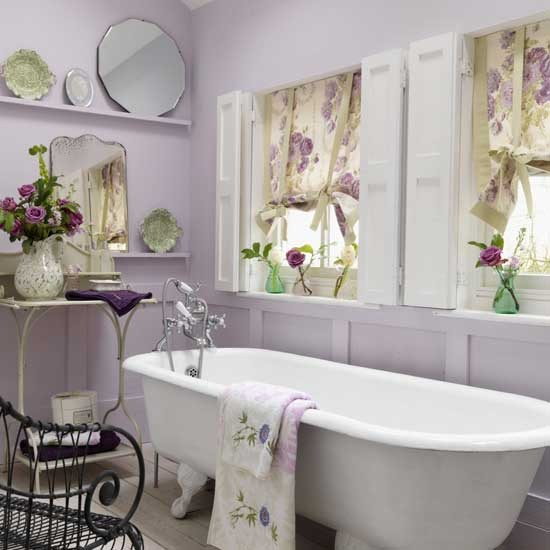 Romantizme banyoda da devam…