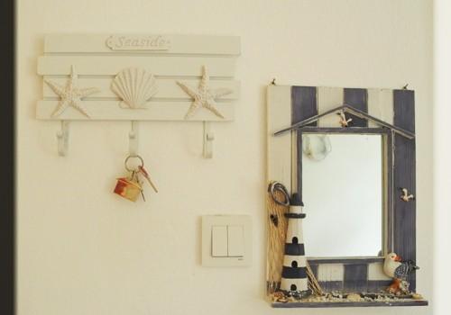 Marin temalı oda-Bizim versiyon