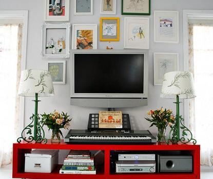 Televizyonlara kamuflaj yöntemleri