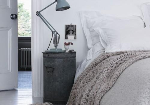 Romantik yatak odaları için…